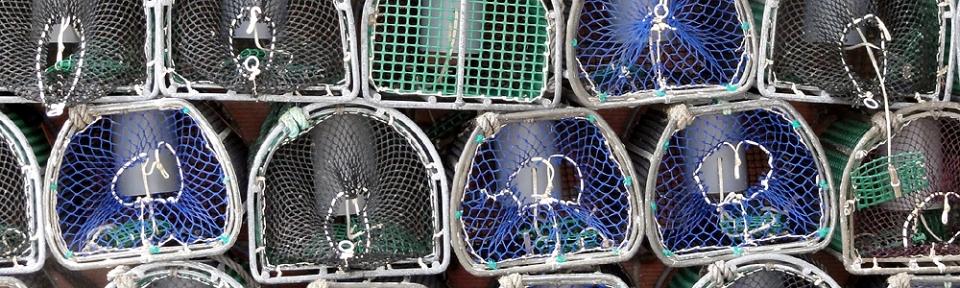 10.04.2011, Spanien, Puerto Vega, nur die Hummer fehlen im Nordosten Spaniens